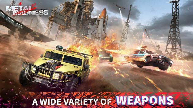 METAL MADNESS PvP: Apex of Online Action Shooter bài đăng