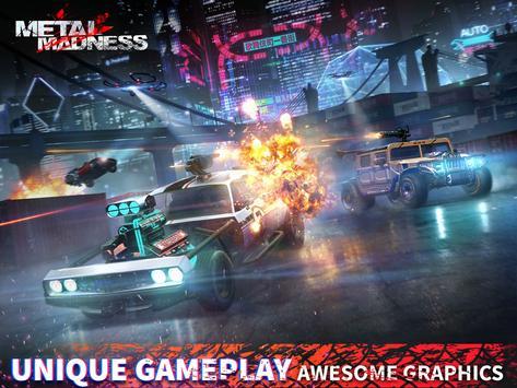 METAL MADNESS PvP: Online Shooter Arena 3D Action screenshot 15