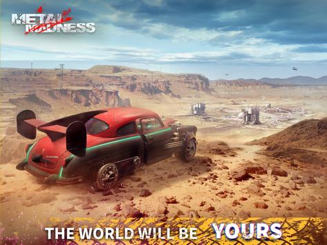 METAL MADNESS PvP: Online Shooter Arena 3D Action screenshot 12