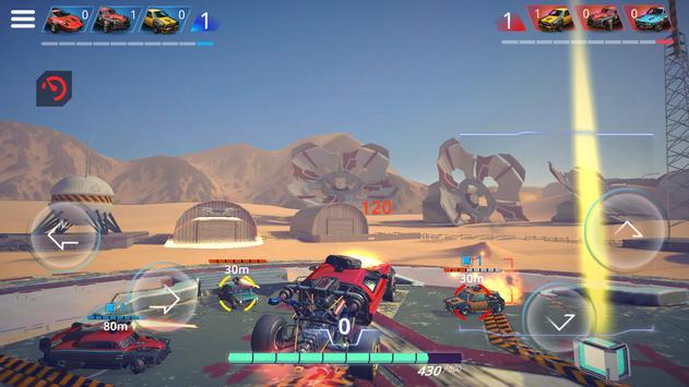 METAL MADNESS PvP: acción online juego de disparos imagem de tela 6