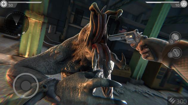 Underground 2077: ZOMBIE SHOOTER تصوير الشاشة 18