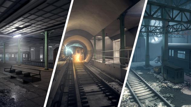Underground 2077: ZOMBIE SHOOTER تصوير الشاشة 23
