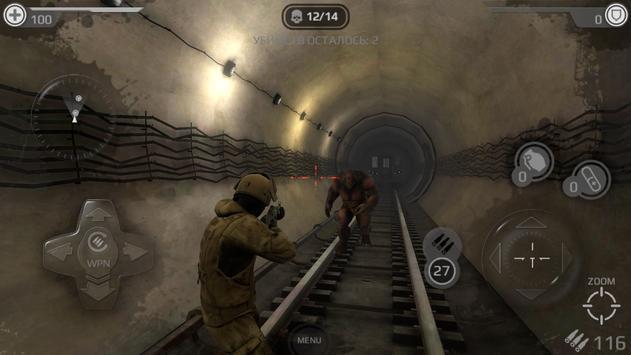 Metro 2077. Last Standoff imagem de tela 5