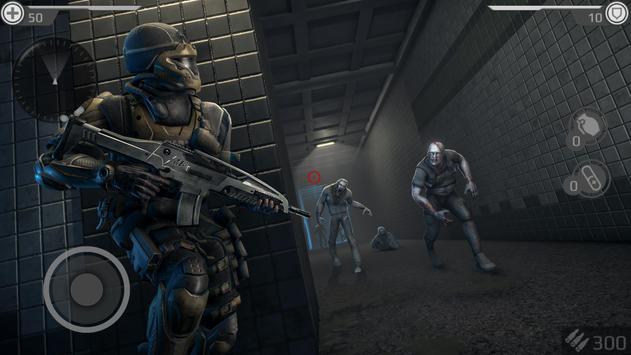 Underground 2077: ZOMBIE SHOOTER تصوير الشاشة 5