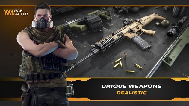 War After: PvP action shooter 2021 (Open Beta) screenshot 1