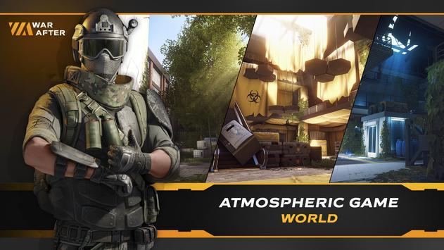 War After: PvP action shooter 2021 (Open Beta) screenshot 2