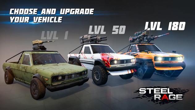 Steel Rage screenshot 3