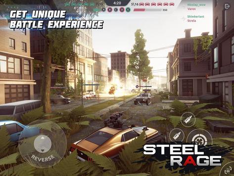 Steel Rage screenshot 10
