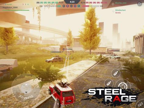 Steel Rage screenshot 11