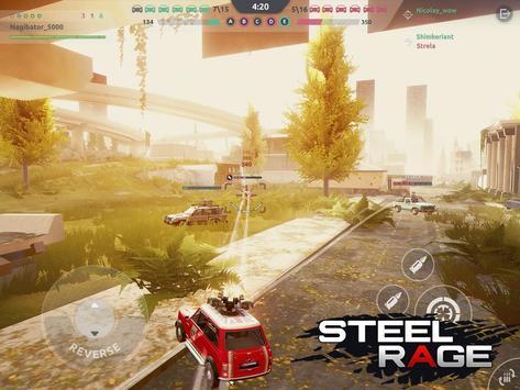 Steel Rage screenshot 17