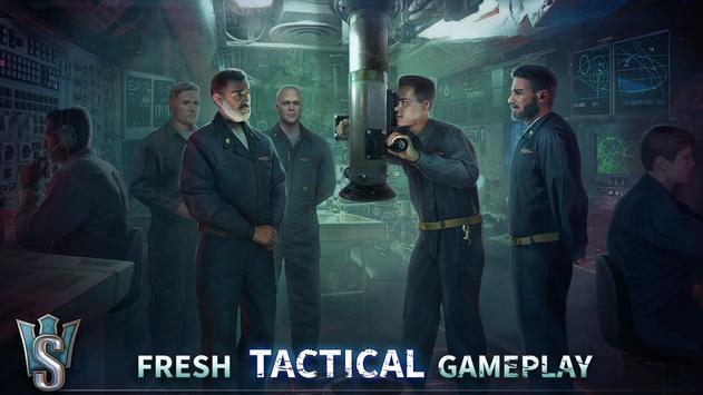 WORLD of SUBMARINES: Navy PvP ảnh chụp màn hình 7