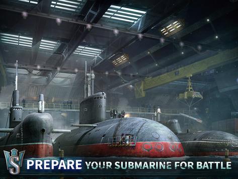 WORLD of SUBMARINES: Navy PvP ảnh chụp màn hình 13