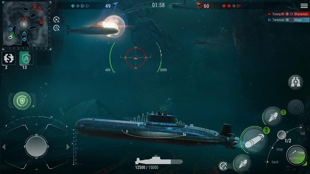 WORLD of SUBMARINES: Navy PvP bài đăng