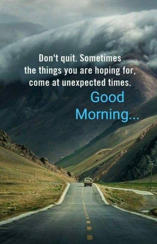 Positive Good Morning Quotes For Inspirational for Android ...