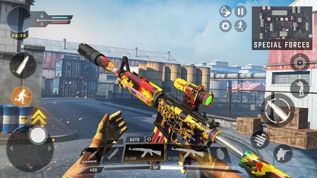Special OPS: Commando Strike: FPS Shooting Game screenshot 15