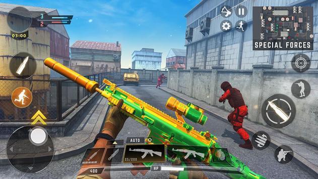 Special OPS: Commando Strike: FPS Shooting Game screenshot 3