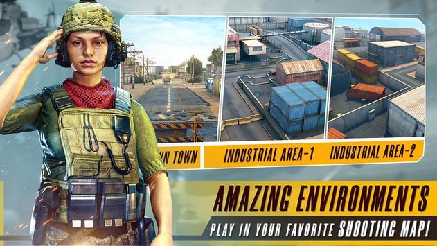 Special OPS: Commando Strike: FPS Shooting Game screenshot 4