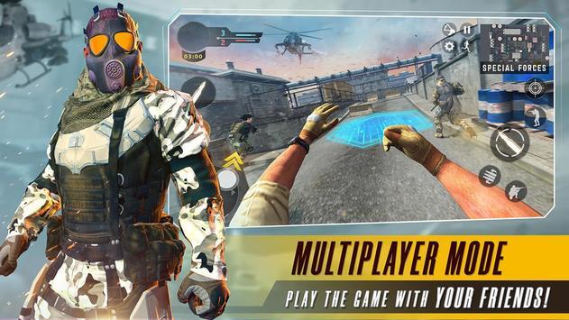 Special OPS: Commando Strike: FPS Shooting Game screenshot 6