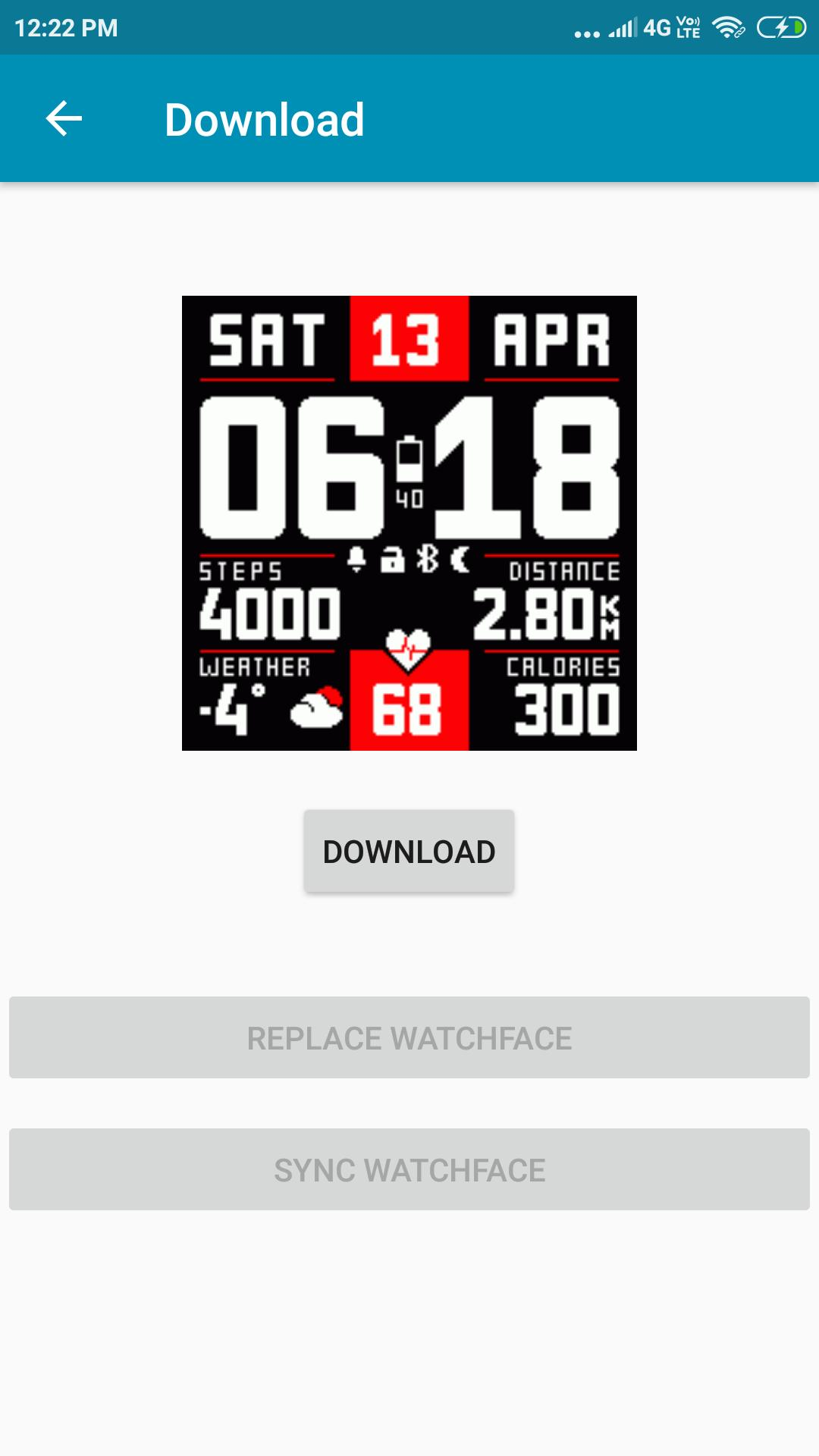 Watchfaces for Amazfit Bip for Android - APK Download