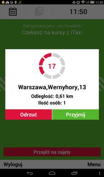 iTaxi.pl Kierowca screenshot 1
