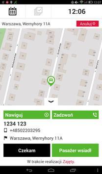 iTaxi.pl Kierowca screenshot 2