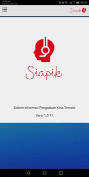 SiApik Ternate screenshot 2