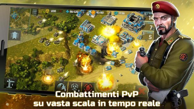 19 Schermata Art Of War 3: RTS Gioco di Strategia in Tempo Real
