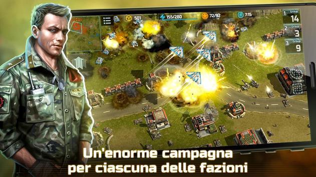 11 Schermata Art Of War 3: RTS Gioco di Strategia in Tempo Real