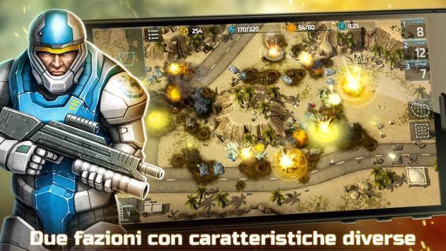 2 Schermata Art Of War 3: RTS Gioco di Strategia in Tempo Real