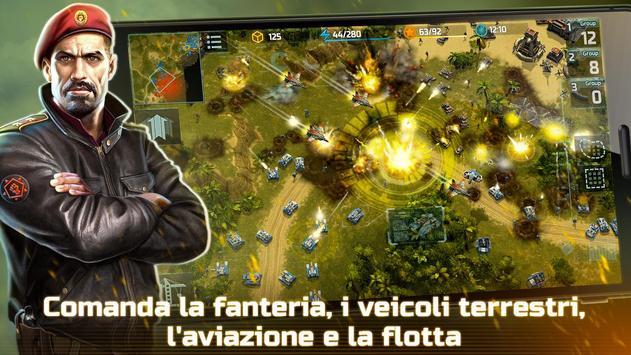 7 Schermata Art Of War 3: RTS Gioco di Strategia in Tempo Real