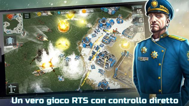 8 Schermata Art Of War 3: RTS Gioco di Strategia in Tempo Real