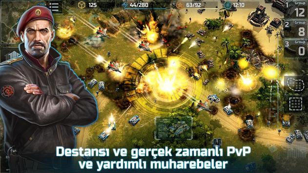 Art Of War 3:PvP RTS Gerçek Zamanlı Strateji Ekran Görüntüsü 14
