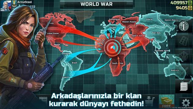Art Of War 3:PvP RTS Gerçek Zamanlı Strateji Ekran Görüntüsü 13