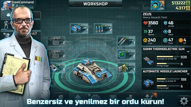Art Of War 3:PvP RTS Gerçek Zamanlı Strateji Ekran Görüntüsü 2