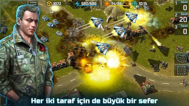 Art Of War 3:PvP RTS Gerçek Zamanlı Strateji Ekran Görüntüsü 3