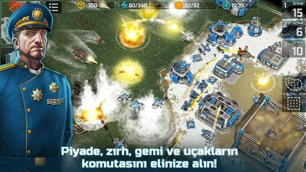 Art Of War 3:PvP RTS Gerçek Zamanlı Strateji Ekran Görüntüsü 8