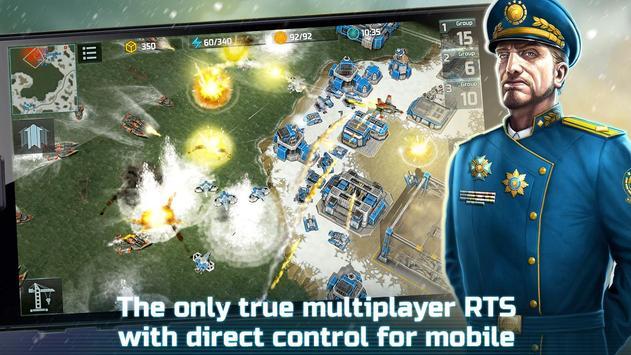 战争艺术3:全球冲突 - 在线实时战略战争游戏 截图 15