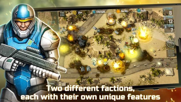 战争艺术3:全球冲突 - 在线实时战略战争游戏 截图 2