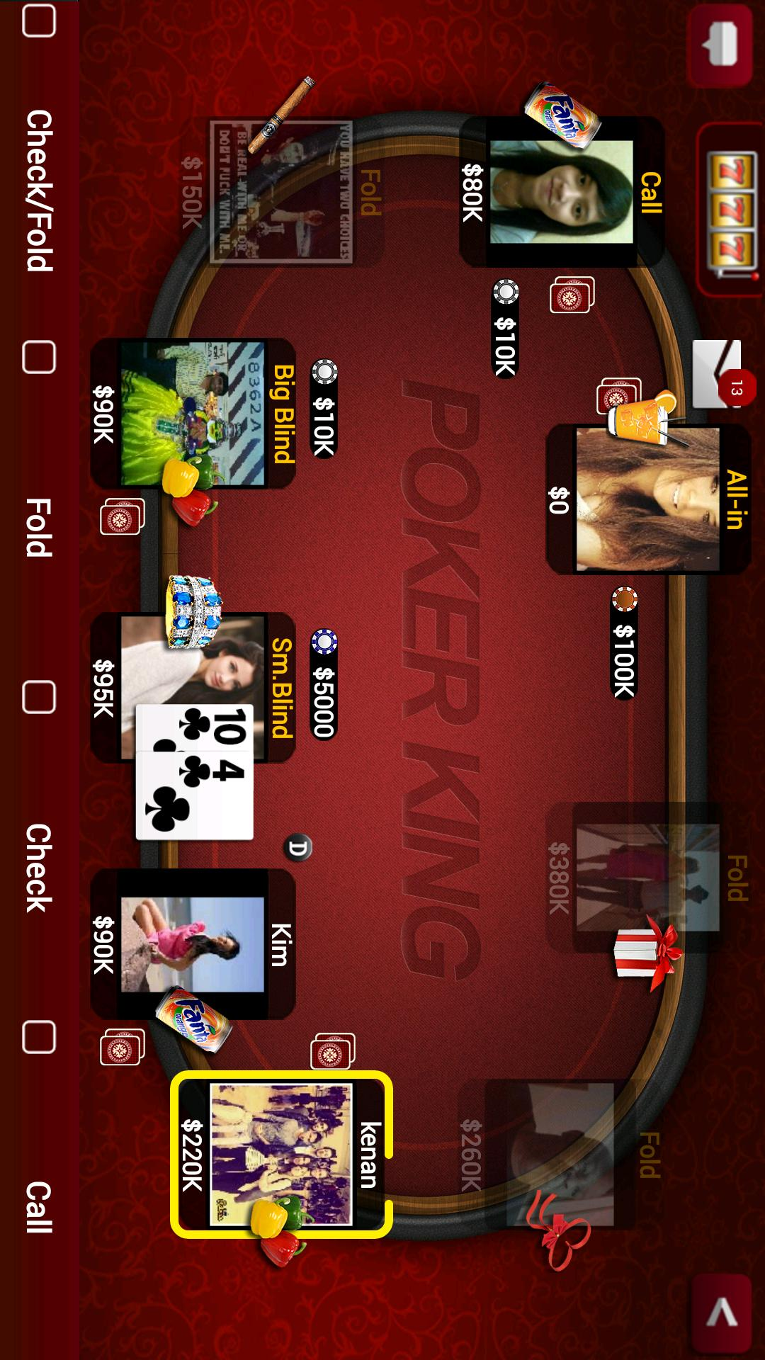 Poker King Online Texas Holdem For Android Apk Download