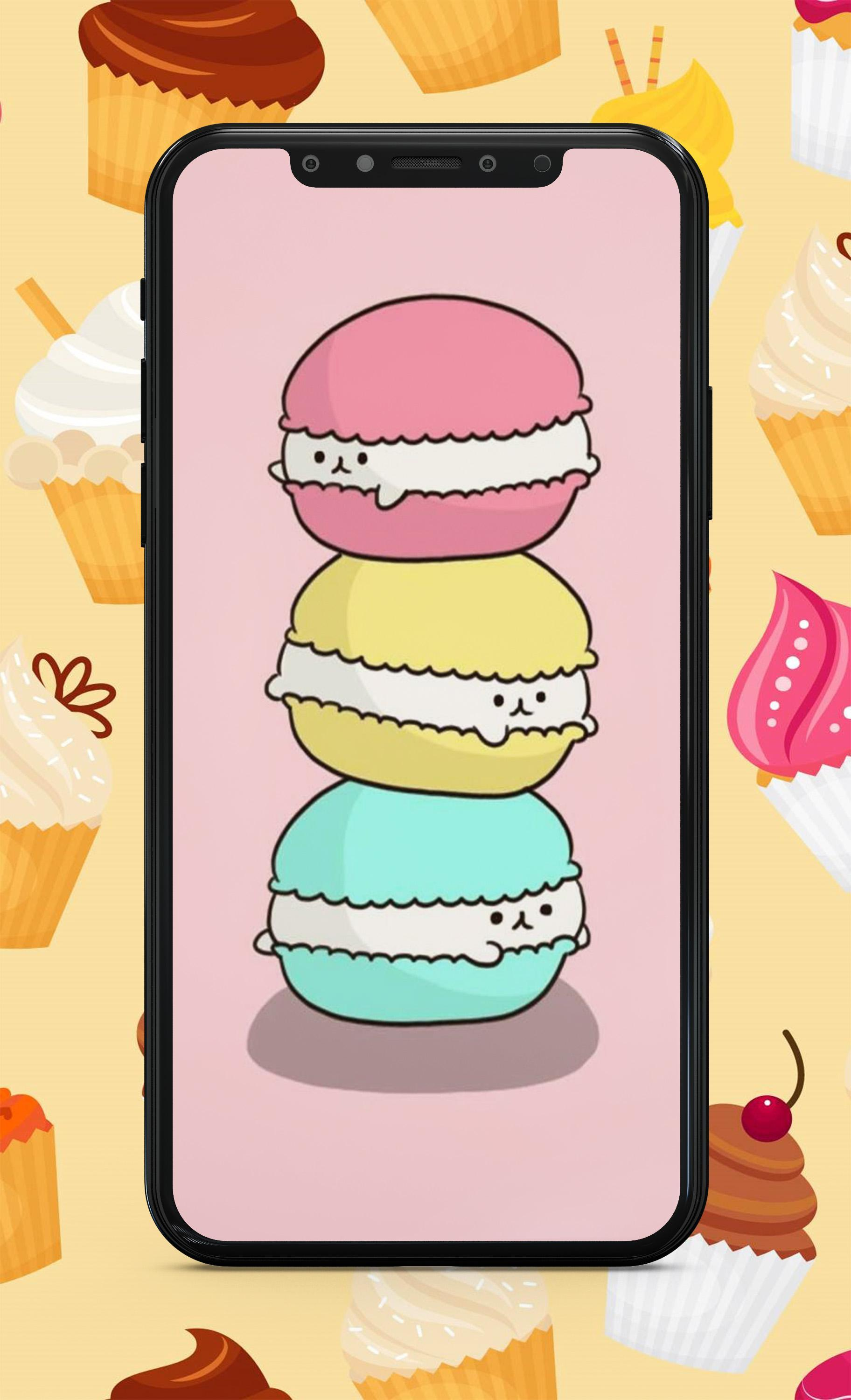 Food Kawaii Wallpaper For Android Apk Download