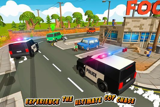 Extreme GT Racing Car stunts police chase screenshot 10