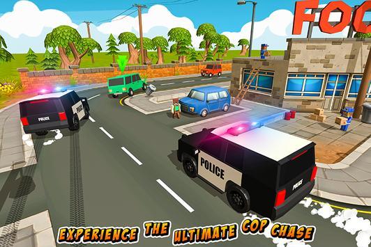 Extreme GT Racing Car stunts police chase screenshot 2