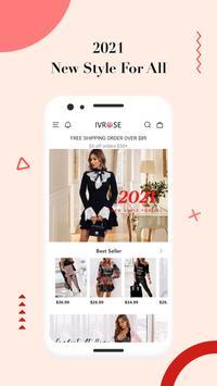 IVRose - Affordable Women's fancy Apparel الملصق