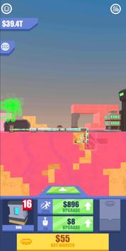 Idle Mars Digger screenshot 2