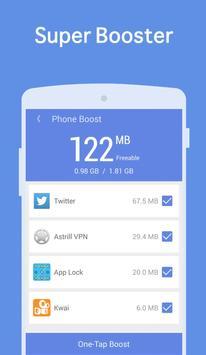 Boost Clean Ekran Görüntüsü 2