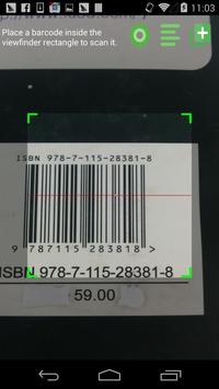 Poster Barcode Scanner Pro