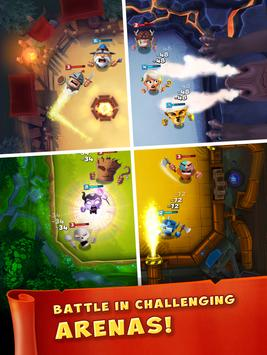 Smashing Four स्क्रीनशॉट 16