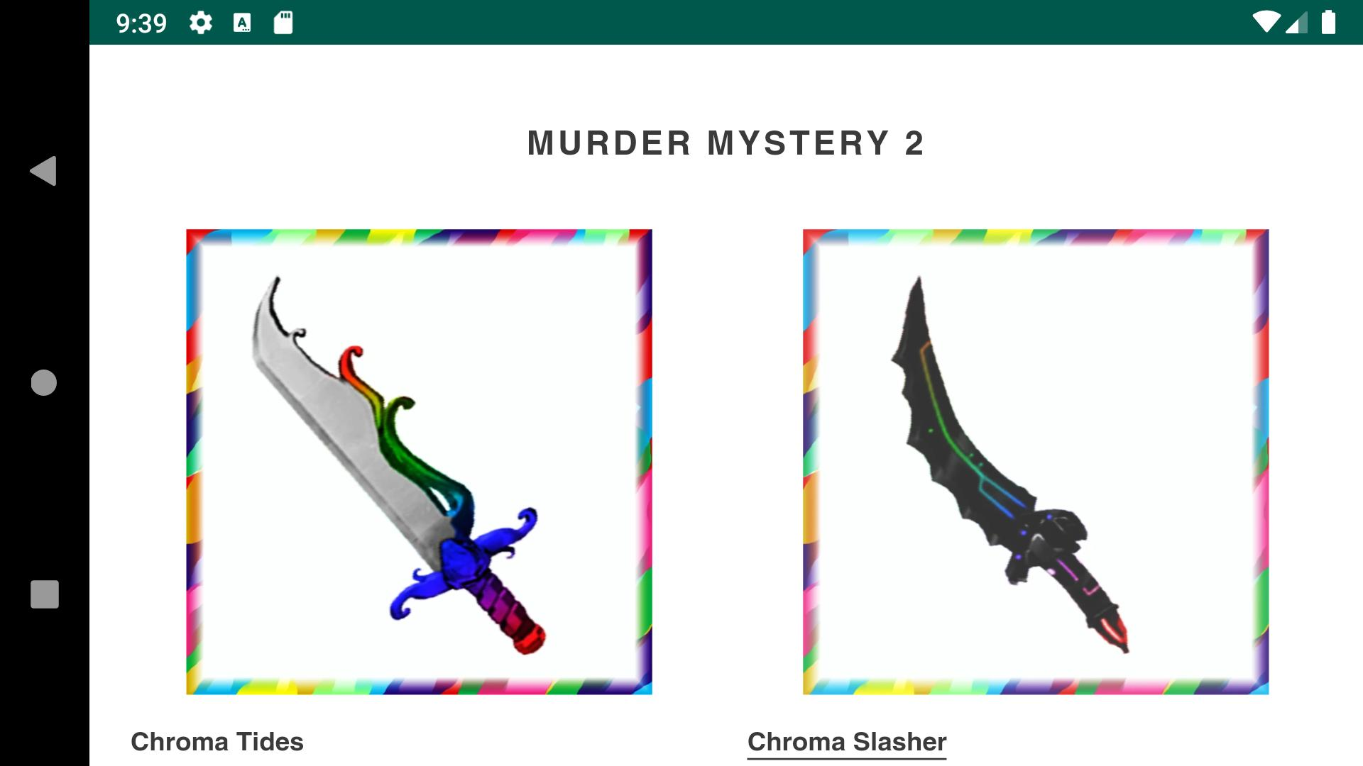 Roblox Mm2 Todes Ig Trades Buy Pets Weapons Toys And More For Android Apk Download