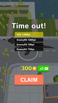 Dinosaur Rampage screenshot 4