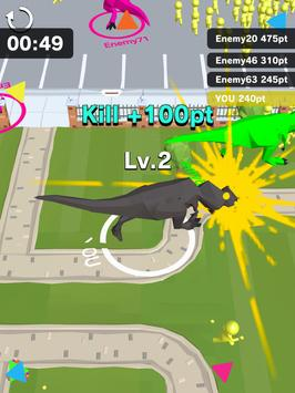 Dinosaur Rampage screenshot 7